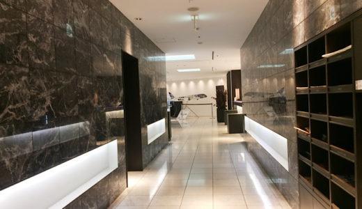 プレミアムエコノミーで成田空港国際線ANAラウンジ体験