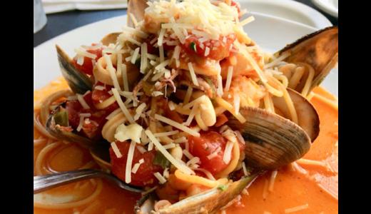 [オーシャンビュー・レストラン] 人気観光地でイタリアン&シーフードはいかが?