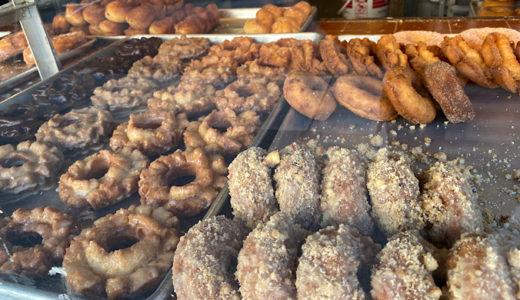 サンフランシスコで美味しいドーナツ★Bob's Donuts