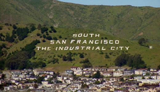 [ハイキング/ナイスビュー]丘の上の巨大なサンフランシスコの文字★サインヒルパーク