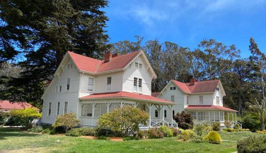 サンフランシスコの素敵なお家20軒