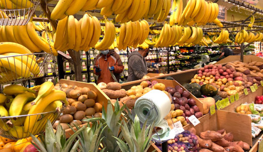 健康志向が高くオーガニックが充実★ホールフーズスーパーマーケット