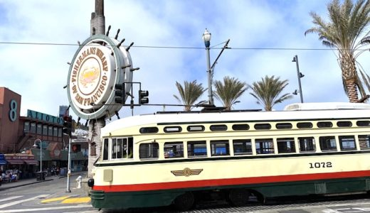 【現地ガイド】サンフランシスコ市内観光ツアーにご案内しました!