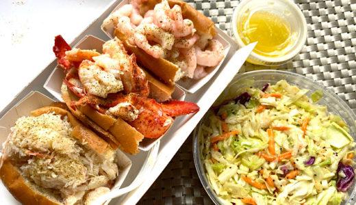 新鮮なカニが美味しかった♪ Luke's Lobster ルークス・ロブスター
